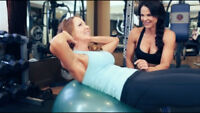 **** IN-HOME PERSONAL TRAINING **** OPEN SPACE **  ONLY FEMALE *