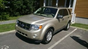 FORD ESCAPE XLT 2011 VUS