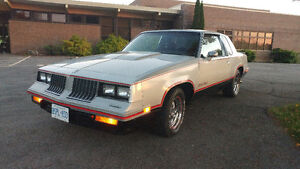 1984 Hurst Olds 350 Rocket