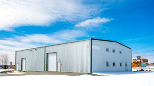 6,000 sf Industrial Building for Lease on Richard John Drive