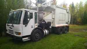 ***ONLY 18000KM***2005 Sterling Garbage Truck  Williams Lake Cariboo Area image 4