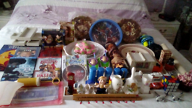 Diverse Job Lot of 55 Items! All clean & boxed up for easy collection!