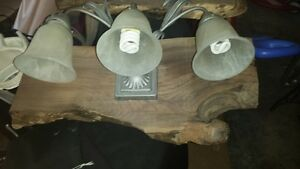 Live Edge Light Fixtures - Unfinshed Kitchener / Waterloo Kitchener Area image 4