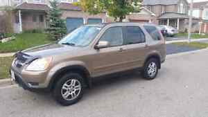 2003 Honda CR-V very clean