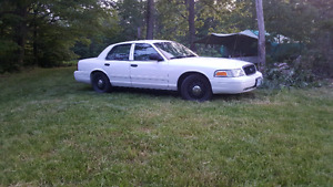 2008 Crown Victoria P71 interceptor