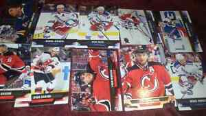 2013-14 Series one Upper Deck Hockey set