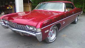 1968 Impala Convertible
