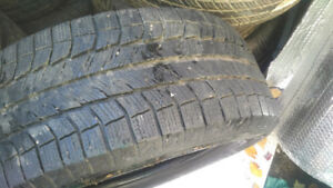Single Spare Tires