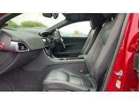 2018 Jaguar XE 2.0 Ingenium R-Sport Interactive Driver Display an Auto Saloon Pe