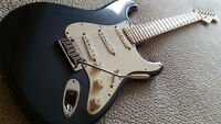 Fender Stratocaster USA ''Standard'' (Charcoal)