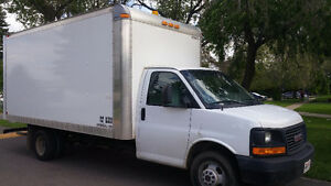 1 ton cube van from Edmonton to Ft. McMurray