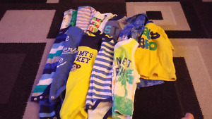 Boys clothes 3 to 6 months