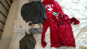 Clothing lot, Tommy Hilfiger, Aerie, Sirens Kitchener / Waterloo Kitchener Area image 1
