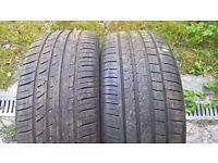 Tyres 235/40/19