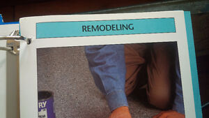 REDUCED Easy Home Repair - 5 Binders - Step-by-Step DIY Kitchener / Waterloo Kitchener Area image 5