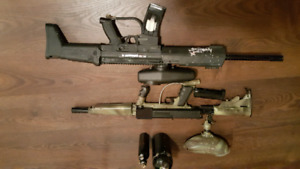 Classic X7 Paintball Gun
