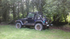 88 jeep wranglers project jeeps