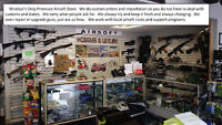 Custom orders and importation for RC and airsoft products