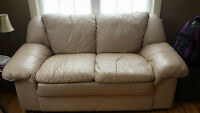 Leather Love Seat Great Condition