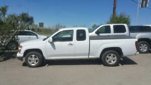 2012 Chevrolet Colorado Extended Cab in Excellent Condition