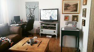 Lumineux appartement st-george