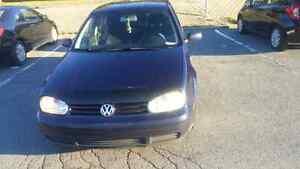 2004 Volkswagen Golf Clean