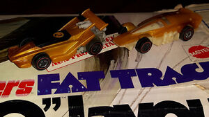 HotWheels Vintage BIG O SIZZLERS SET FAT TRACK, AND LOTS MORE