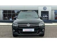 2014 Volkswagen Tiguan 2.0 TDi BlueMotion Tech Match 177 5dr DSG Diesel Estate A