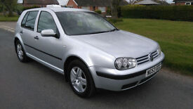 2003 VW GOLF 1.9 TDi MATCH *** LONG TEST, DRIVES WELL, VERY ECONOMICAL ***