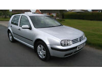 2003 VW GOLF 1.9 TDi MATCH *** VERY TIDY, LONG MOT, PART EX. TO CLEAR ***