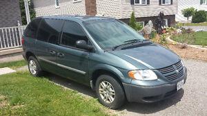 2006 Dodge Caravan Minivan