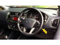 2012 Kia Rio 1.4 2 3dr Manual Petrol Hatchback