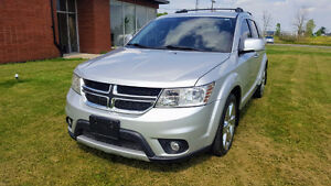 2013 Dodge Journey R/T ALL WHEEL DRIVE  FULLY LOADED