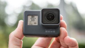 GoPro HERO6 Black Waterproof 4K Sports Camera