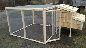 """Chicken Run, Pen or Tractor Extra Large """"Walk-in design"""" $300.00"""