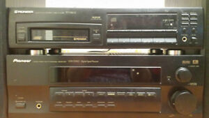 Pioneer Stereo and Nuance Speakers for sale