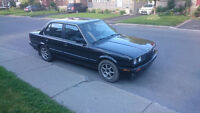1991 BMW E30 325i in-line 6 2.5L **NEGOTIABLE**