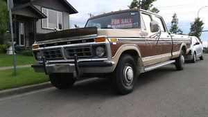 1977 Ford F350 Ranger XLT 4 door