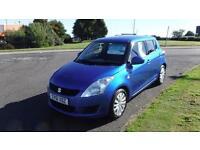 Suzuki Swift 1.3 DDiS SZ3,2011(61plate) 1Owners,Alloys,Air Con,Fsh,£20 Road Tax