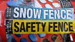 Quest snow fence