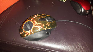 Steelseries warhammer gaming mouse