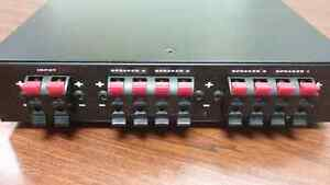 Speaker Selector Box & Volume controllers West Island Greater Montréal image 2