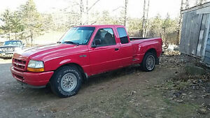 PARTING OUT - 2000 Ford Ranger Ext. Cab 2WD