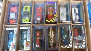 SLOT CARS SCALEXTRIC, NINCO, SLOT IT, SCX, CARRERA