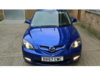 Mazda 3 tamura 1.6 2007 and mercedes a140 sale swap part x