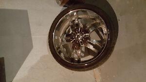 mags avec pneus