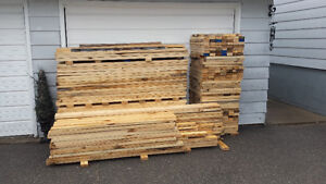 SPRUCE LUMBER 2X4 AND 2X6 CHEAP!!!