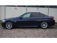 2012 12 BMW 5 SERIES 2.0 525D M SPORT 4DR DIESEL