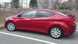 2013 Hyundai Elantra GL Sedan