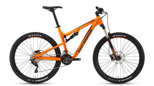 Wanted: Looking for dual suspension mountain bike